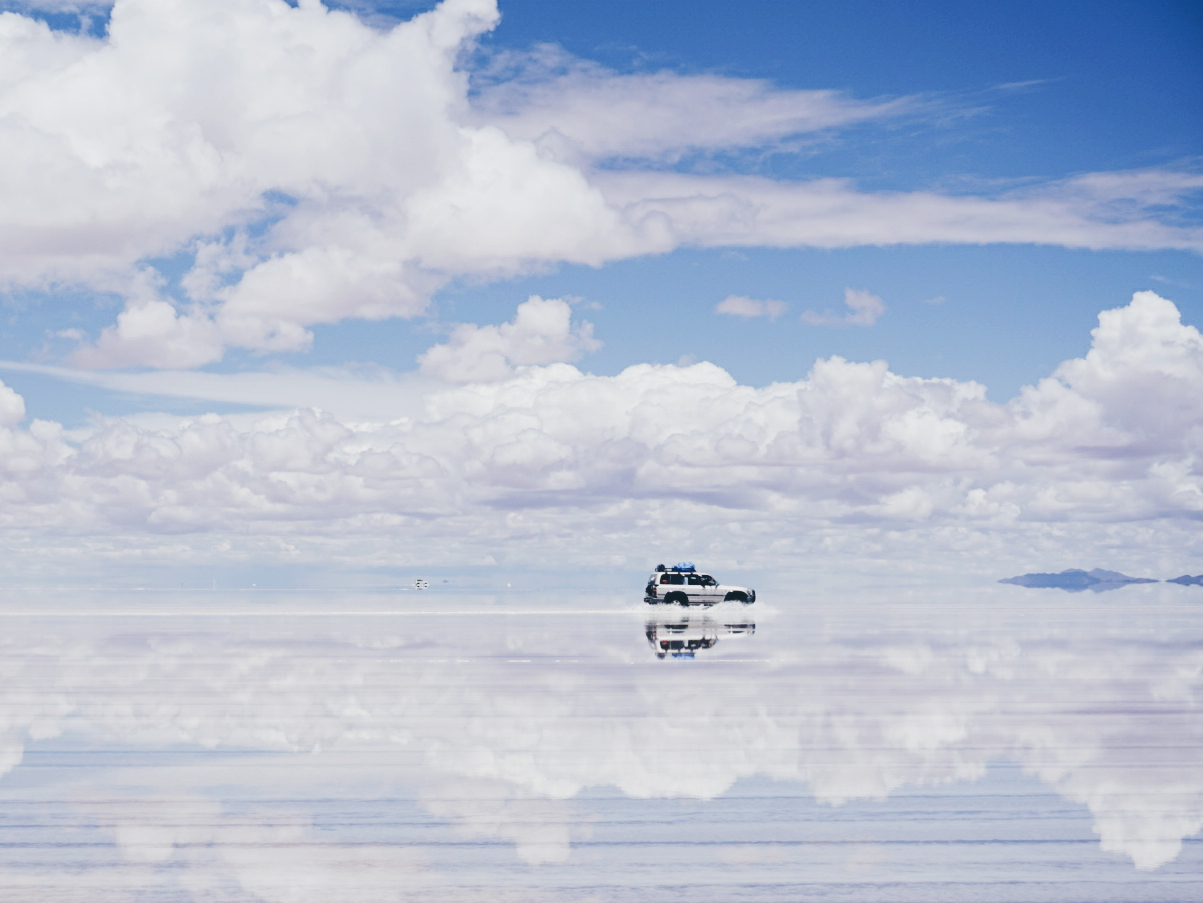Watch Uyuni Salt Flats, Bolivia video